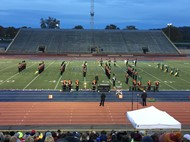 Band Performs at State
